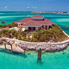 Fowl Cay Islands @ Bahamas