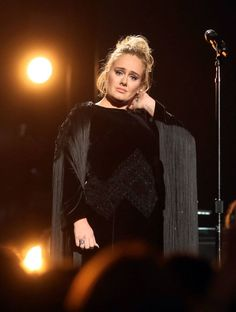 Adele Reveals She's Married During Emotional Grammys Album of the Year Speech