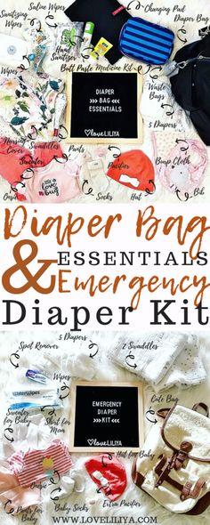30 Newborn Tips, Tricks, Hacks for the First 30 Days - LoveLiliya Baby Hacks, Mom Hacks, Baby Tips, Life Hacks, Baby Ideas, Diaper Bag Essentials, Newborn Care, Boy Newborn, First Time Moms