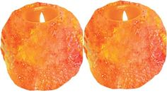 WBM 3002A Natural Air Purifying Himalayan Natural Crystal Salt 1 Tealight Candle Holder, 2-Pack * Find out more about the great product at the image link.