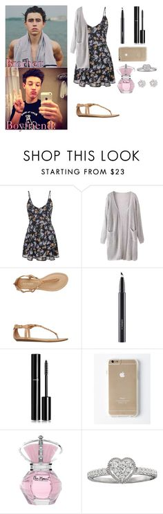 """""""&&; Nash Grier's younger sister (#2)"""" by magcongirl6154 ❤ liked on Polyvore featuring Glamorous, Report, MAC Cosmetics, Chanel, River Island and christinasfashionsets"""