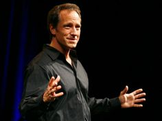 Mike Rowe, the host of Dirty Jobs, tells some compelling (and horrifying) real-life job stories. Listen for his insights and observations about the nature of hard work, and how it's been unjustifiably degraded in society today. Ted Talks, Mike Rowe, Always Learning, Read Later, English Class, Growth Mindset, Confessions, Work Hard, Real Life