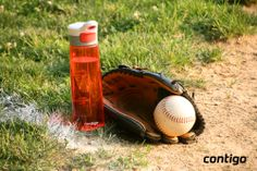 The perfect no spill water bottle for #summer #sports. #workout #waterbottle