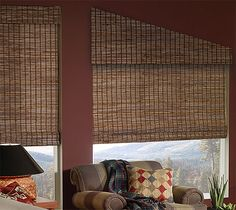 Window Coverings for Trapezoid Windows | Click to view all Systems & Options
