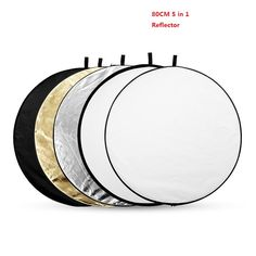 Find More Background Information about 31 inch 80cm 5 in 1 Portable Collapsible Light Round Photography Reflector for Studio Multi Photo Disc Photographic Accessories,High Quality reflector red,China reflector bike Suppliers, Cheap light reflector panel from Background design room Store on Aliexpress.com