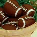 Football Craft Tutorial: Game Day Candy Party Favors