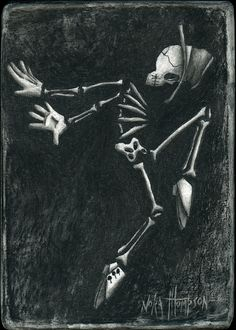 Charcoal on wood Danse Macabre, Charcoal, Concert, Artist, Artists, Concerts