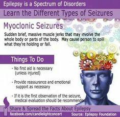 My clonic Seizures