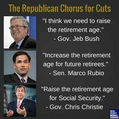 Do you hear CUT SUBSIDIES to the Rich???? Do you hear CUT TAX BREAKS to outsource jobs????