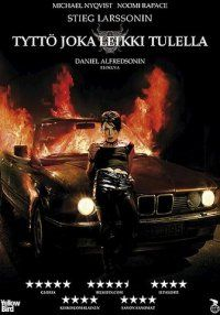The Girl Who Played With Fire (Flickan som lekte med elden) Directed by Daniel Alfredson See Movie, Movie Tv, Lisbeth Salander, Stieg Larsson, Noomi Rapace, Foreign Movies, Lights Camera Action, Love Film, Original Movie