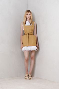 Alexander McQueen Resort 2014 - Review - Fashion Week - Runway, Fashion Shows and Collections - Vogue
