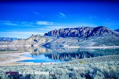 Blue Mesa Reservoir - OutThere Colorado