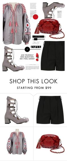 """""""Zaful.com: Ask yourself one question: Do I feel good?"""" by hamaly ❤ liked on Polyvore featuring Yves Saint Laurent, NARS Cosmetics and Christian Dior"""