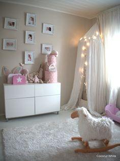Coconut White: Kausivalot sänkykatoksessa!