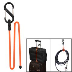 "Nite Ize Gear Tie 24"" Clippable Twist Tie  - Blaze Orange - https://www.boatpartsforless.com/shop/nite-ize-gear-tie-24-clippable-twist-tie-blaze-orange/"