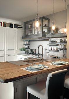 дневник дизайнера: Какие виды столешниц для кухни самые долговечные?