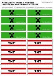 Resultado de imagem para free printable chevron banner minecraft