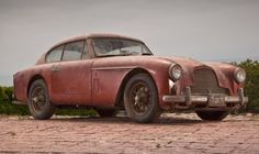 Barn-find Aston Martin DB2/4 sells (again) for $95,000 | Hemmings Blog: Classic and collectible cars and parts