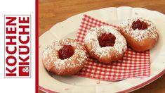 Rezept Bauernkrapfen Doughnut, Desserts, Regional, Food, Diabetes, Chef Recipes, Beignets, Tailgate Desserts, Deserts