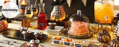 Pier 1 Halloween Entertaining ideas...