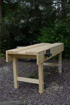 paul sellers workbench