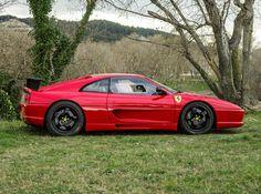 "1996 Ferrari 355 - F355 Challenge ""usine"" | Classic Driver Market"