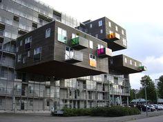 arquitetura amsterdã