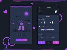 Dating app  by Nitin Jain