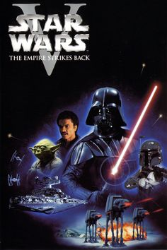 August 2015 | Irvin Kershner | Star Wars V - The Empire Strikes Back | USA (1980)