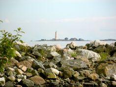 Sipoon Kaunissaari Lighthouses, Sea, Water, Outdoor, Gripe Water, Outdoors, The Ocean, Ocean, Outdoor Games