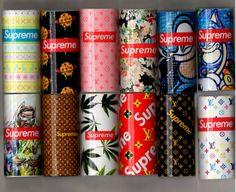 Supreme Bic Lighter Cases