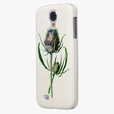 Love it! This Vintage 1902 Old Scottish Thistle Wild Flower Samsung Galaxy S4 Cases is completely customizable and ready to be personalized or purchased as is. It's a perfect gift for you or your friends.