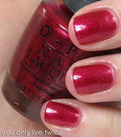 Review & Swatches: OPI Skyfall Collection for Holiday 2012 (James Bond 007 Collection) | Beauty Junkies Unite