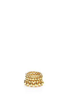 Toldeo Ring by Paula Mendoza for Preorder on Moda Operandi