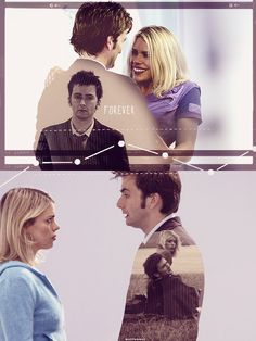 I want a love like The Doctor and Rose...Or just to be Rose, that would be more awesome
