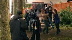 'Breaking Dawn Part 2' Behind the Scenes.