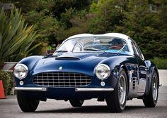 Ferrari 250 GT Zagato #cars #vintage