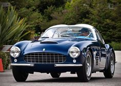Ferrari 250 GT Zagato ~ I NEED one! ;))