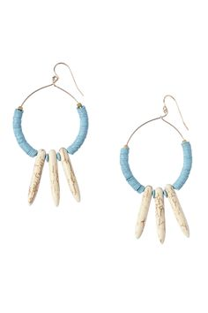 Sequin Spike Earrings | Everything But Water
