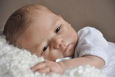 """Benjamin by Petra Seiffert 20"""" Doll Kit Love that one for an open eye..not as creepy..more staring/dreaming"""