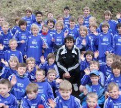 Die Profis von morgen - HSV-Fußballschule - Warum sich die TK als Kooperationspartner der HSV-Fußballschule engagiert.