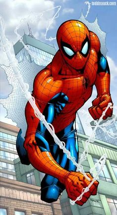 Spider-Man by Todd Nauck