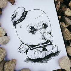 """""""Baby Terrors"""" – An Adorable Series Re-Imagining Famous Horror Characters As Babies (12 Pictures)"""