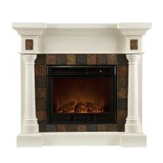 Electric Fireplace Tv Stand | Top | Pinterest | Electric fireplace ...