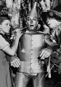 OZ - The Tin Man - Jack Haley. S)