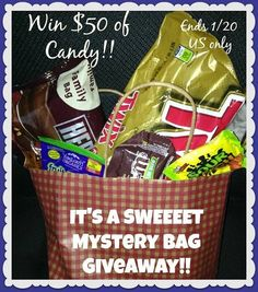 Sweet Mystery Bag Giveaway