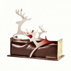 163 Best Buche De Noel Images On Pinterest Xmas Log Cake And