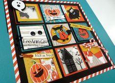 Halloween Sampler Details
