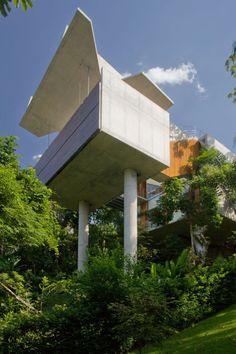 Galería - Casa en Ubatuba / SPBR Arquitetos - 1