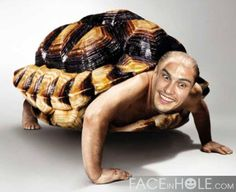"""Turtle Man"" featuring James Franco"